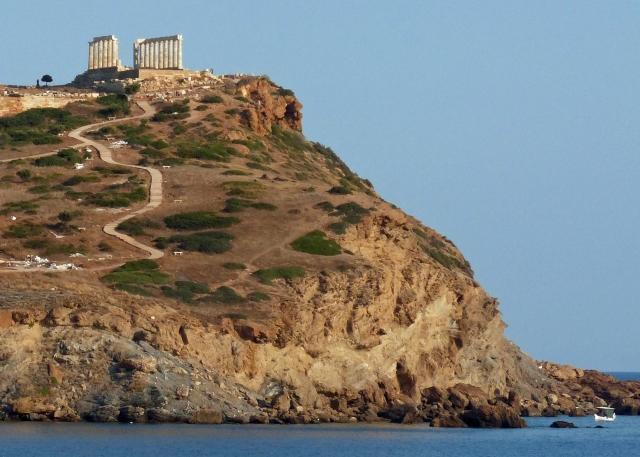 temple of Poseidon - Sounion Greece