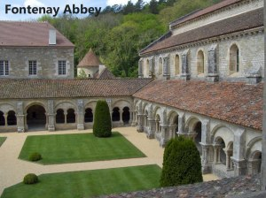 Fontenay-abbey
