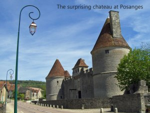 Posanges-chateau