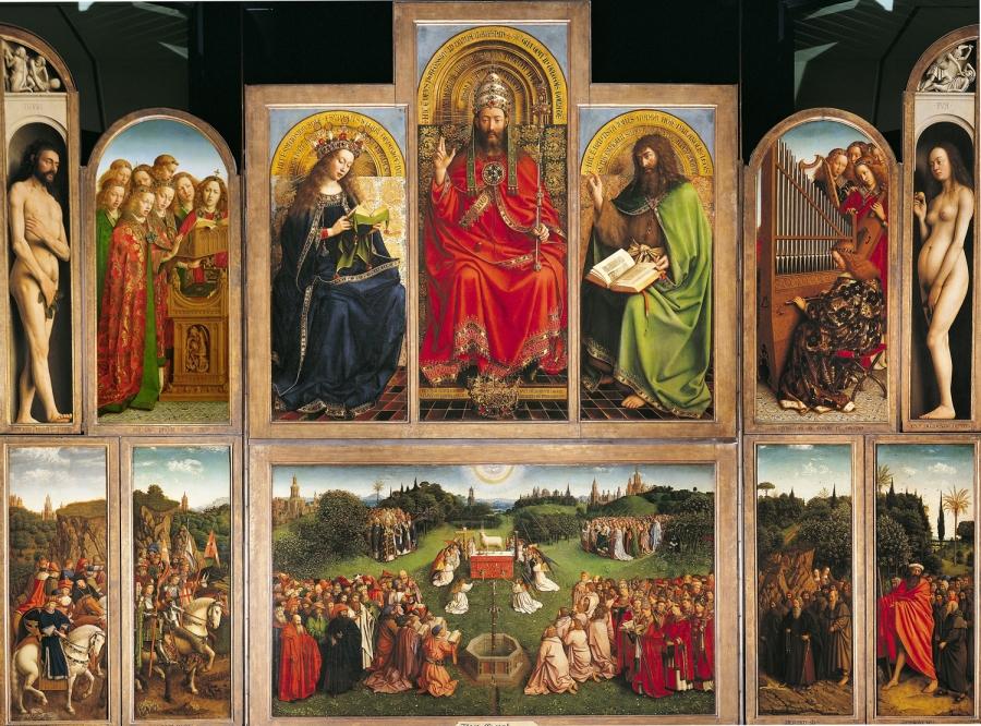 Adoration-of-the-Mystic-Lamb