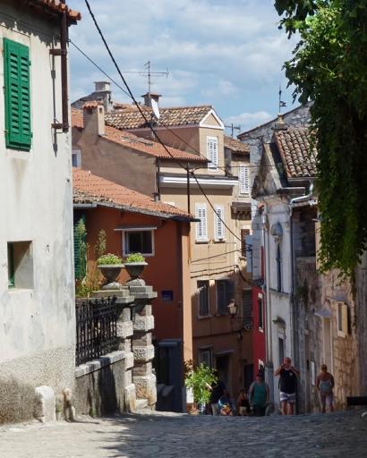 Rovinj-street