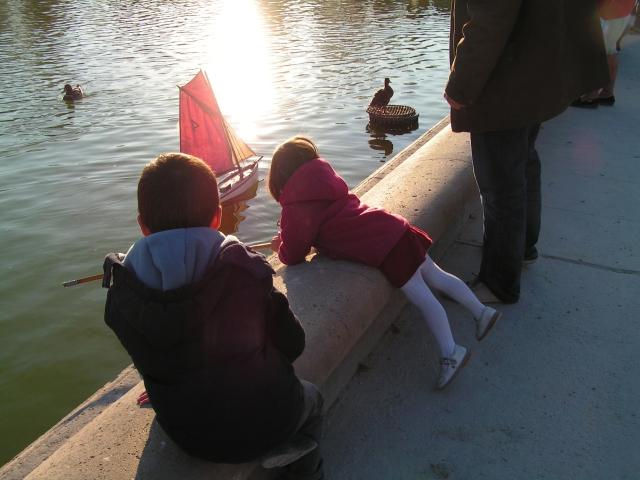 Young-sailors