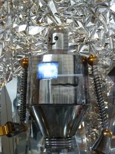 A-friendly-robot