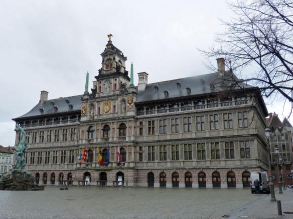 Antwerp-City-Hall
