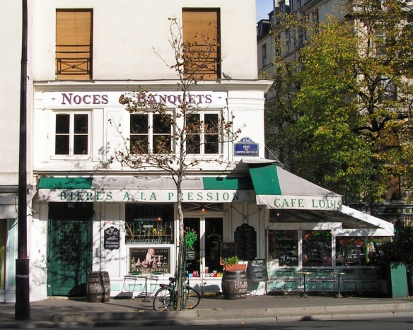 Cafe-Louis