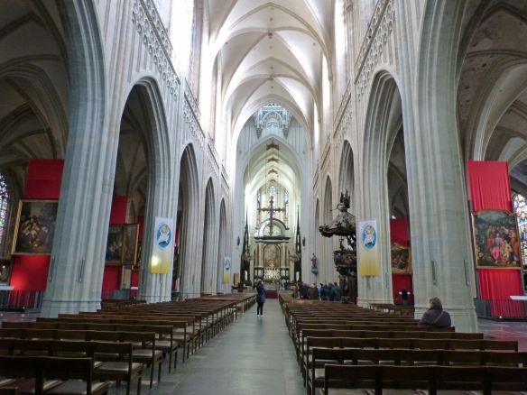center-aisle