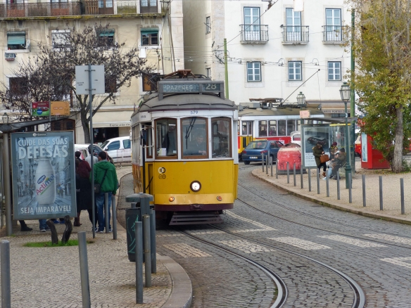 lisbon-tram