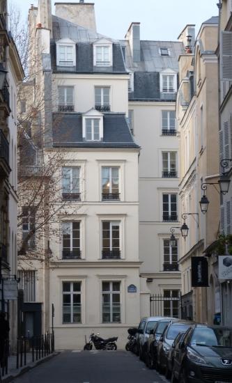 Marais-house