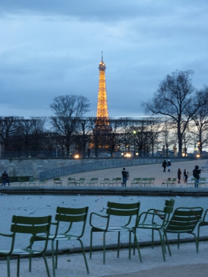 Tuileries-view