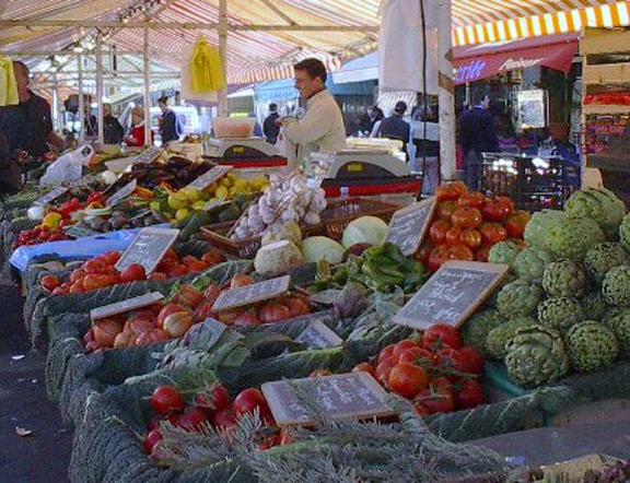 Nice market