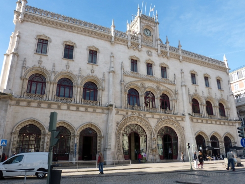 Rossio-station