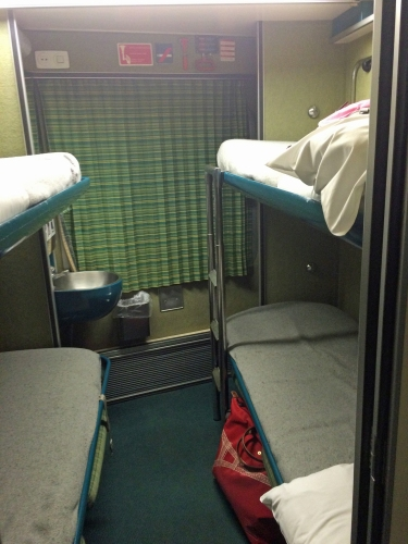 train-compartment