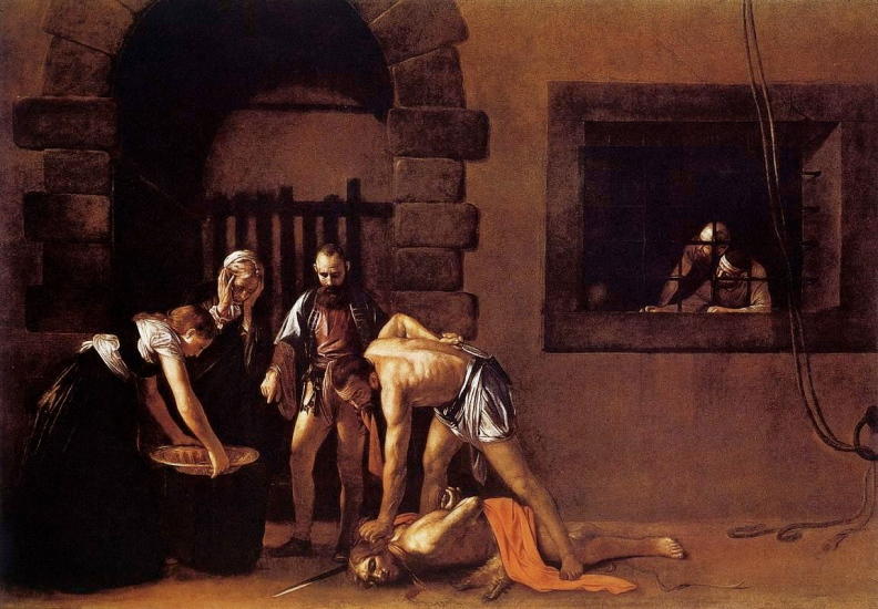 Valletta - Saint John the Baptist