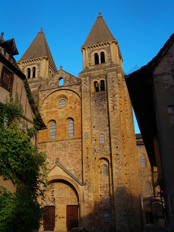 Abbey-Sainte-Foy,-Conques