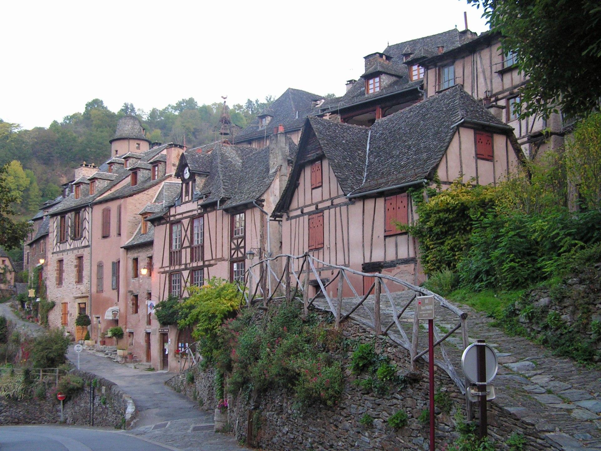 Conques-France