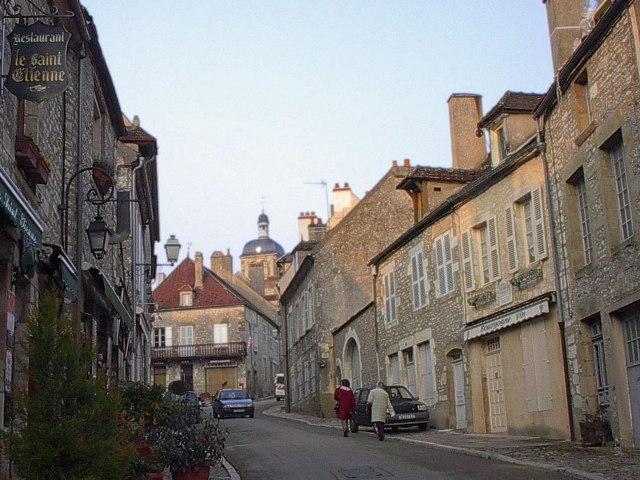 Villages-Vezelay